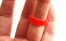 перстень лэмпворк, кольцо лампворк, кольцо стекло, стеклянный перстень, кольцо с глазом стекло